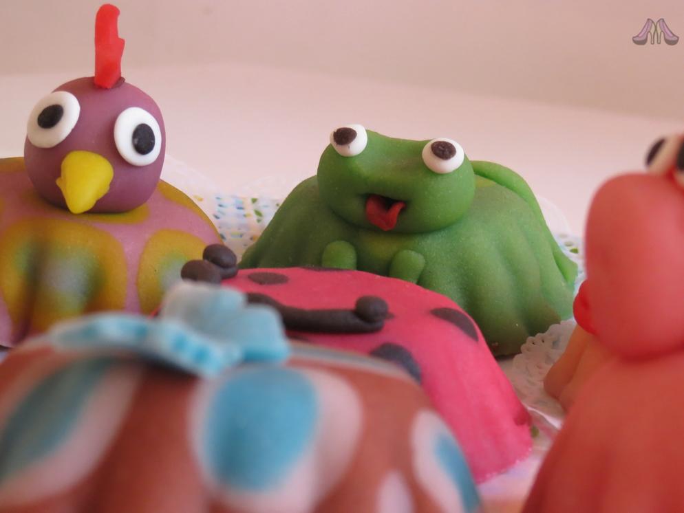 Voorbeeld cupcakes