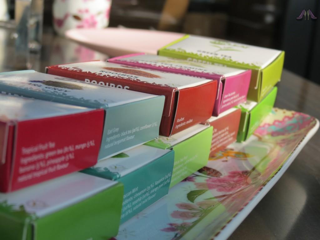 passie eten en drinken high tea