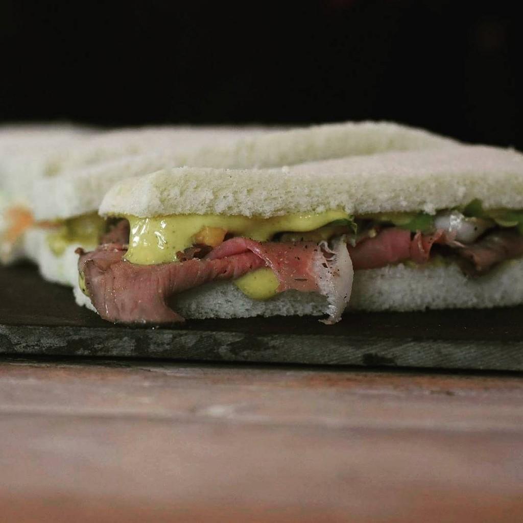 Kun je verliefd zijn op een sandwich? Rotterdam amsterdam denhaaghellip