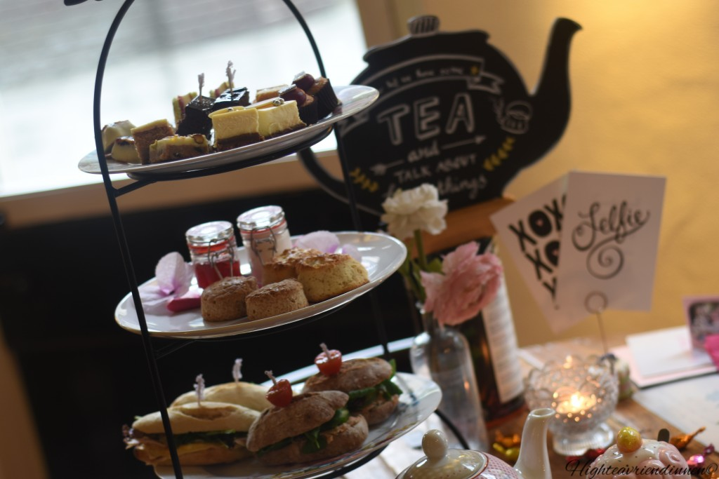 high tea vriendinnen, high tea cafe gouda