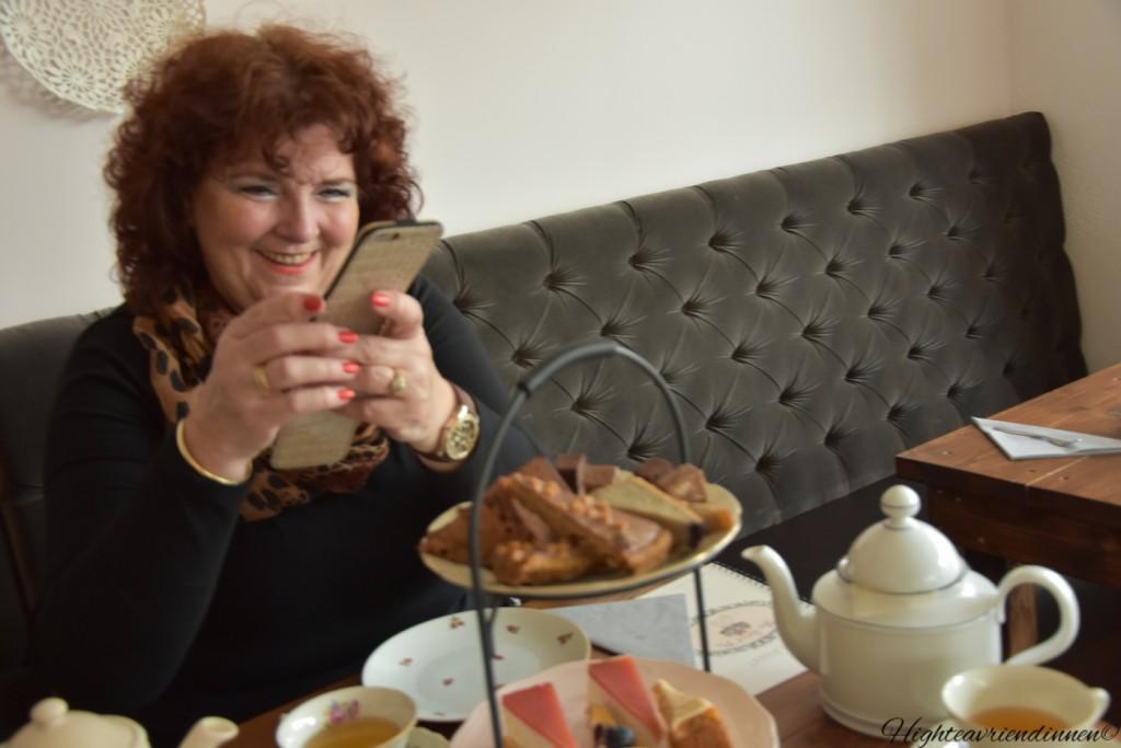 high tea vriendinnen, my sweet pie