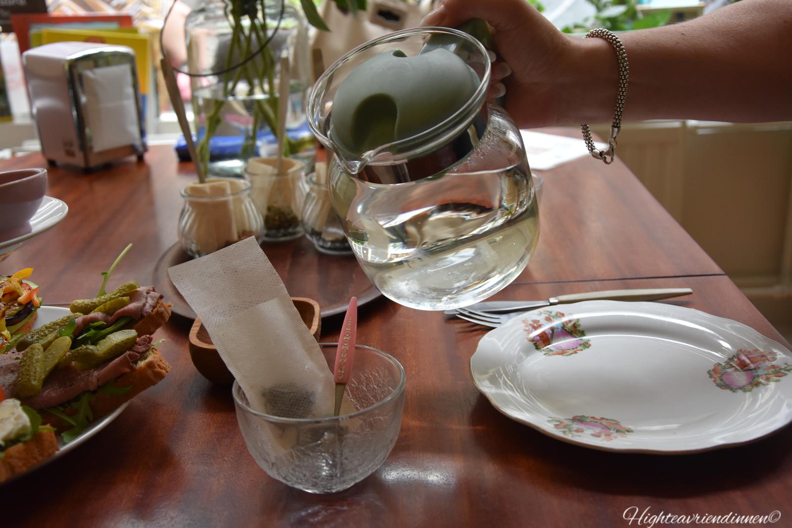 Bittersweetz, high tea vriendinnen, glutenvrij, lactosevrij, vegan