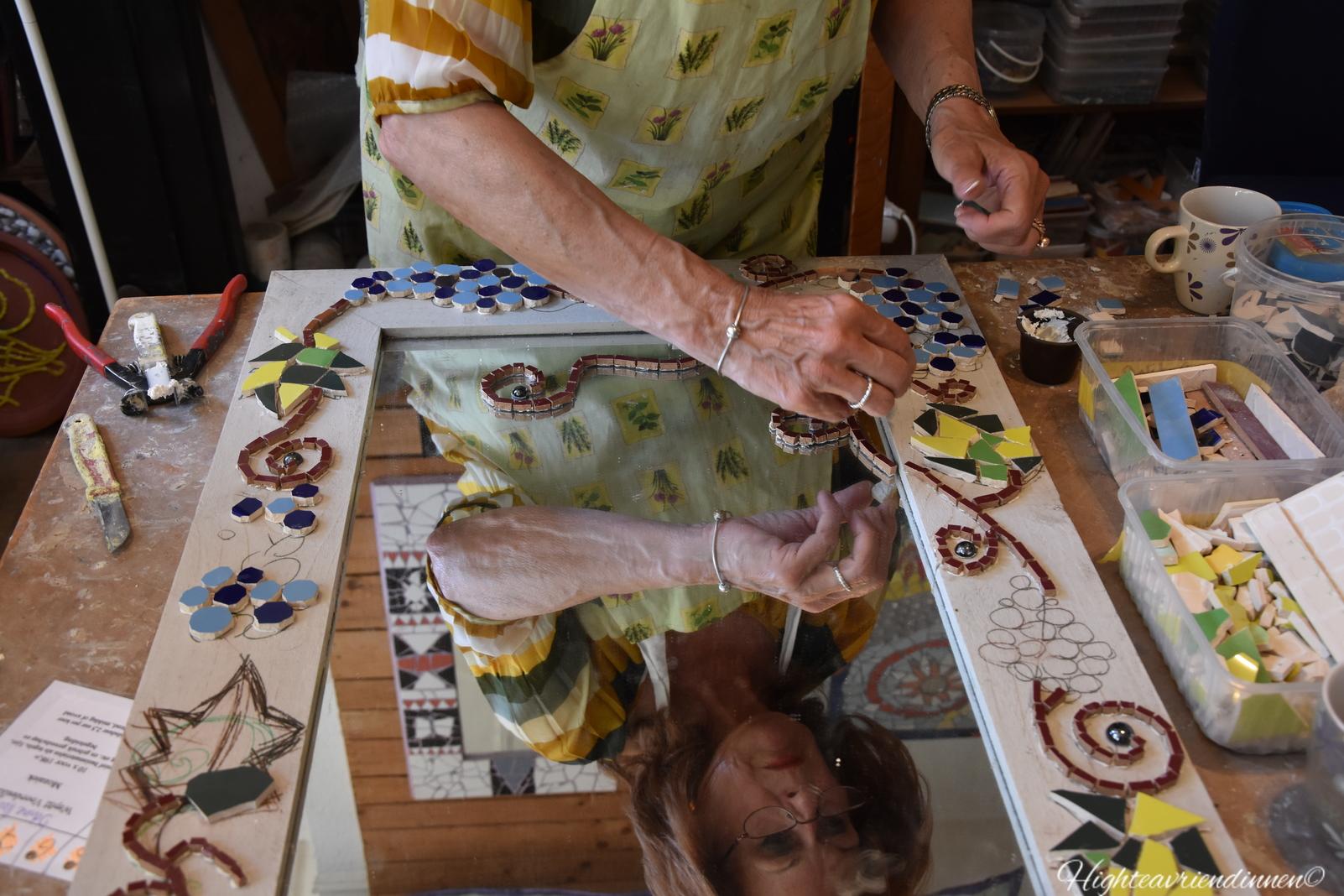 Wapiti, high tea vriendinnen, workshops, den haag