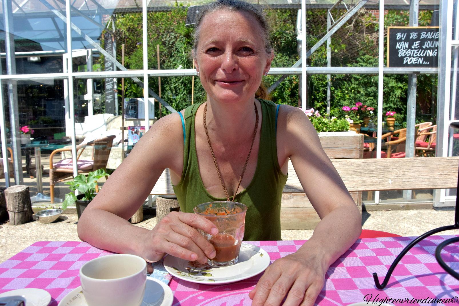 Landgoed Olmenhorst, high tea, high tea vriendinnen