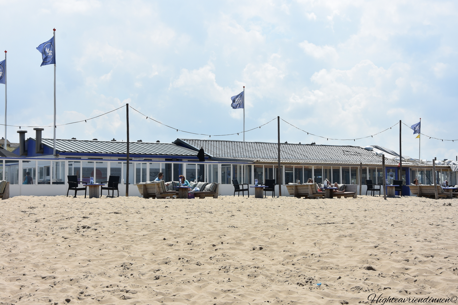Surf en Beach, high tea, high tea vriendinnen, lunch