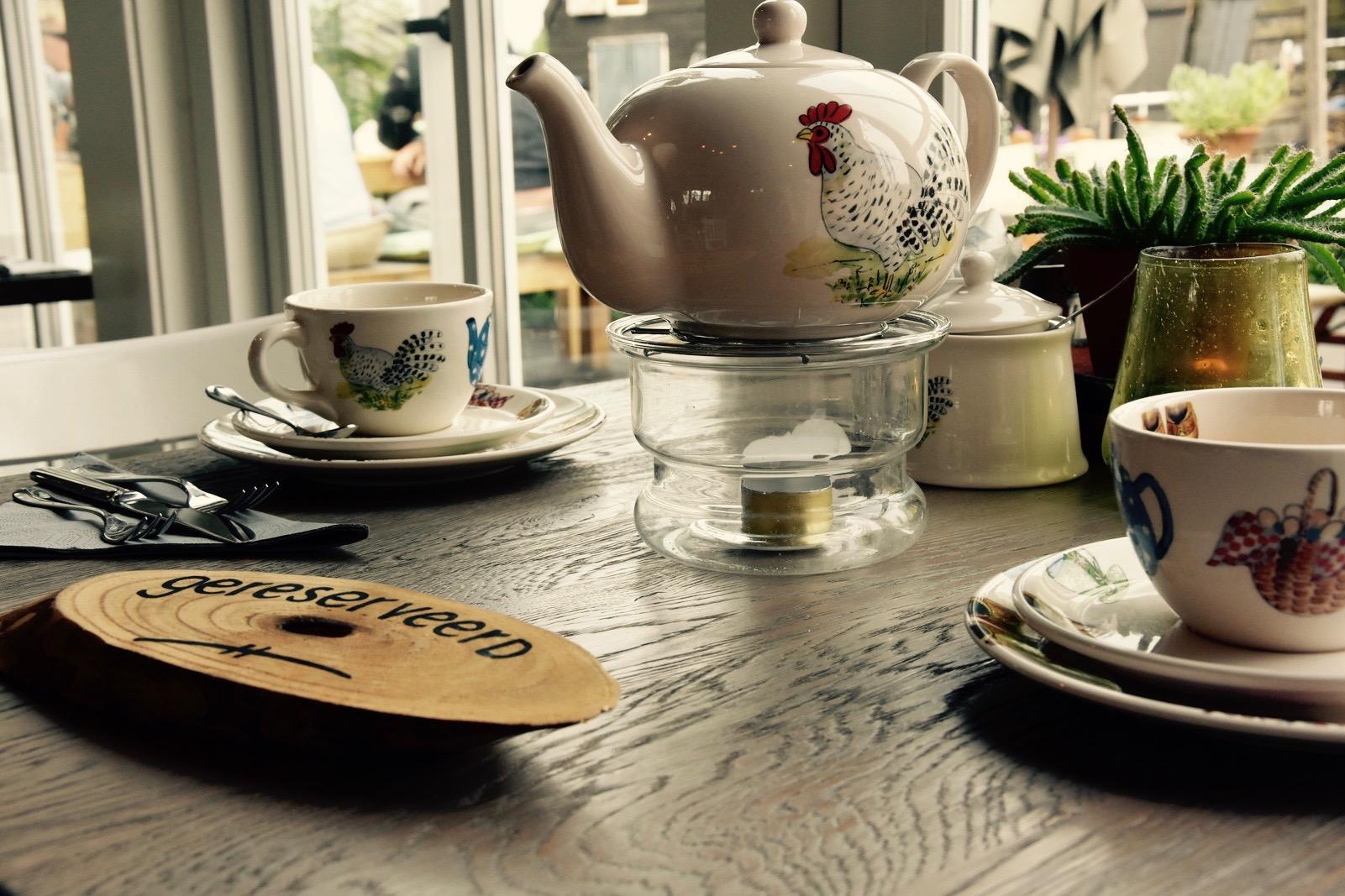 Tuinhuis Aalsmeer, high tea, high tea vriendinnen