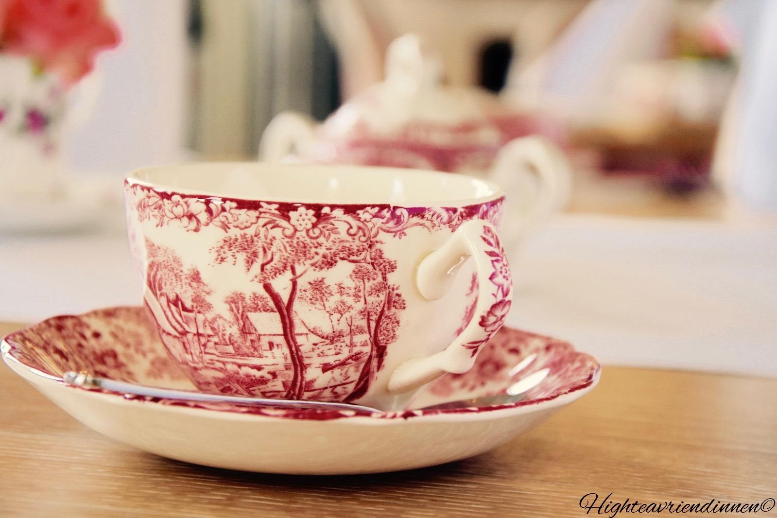 hightealicious, high tea, high tea vriendinnen
