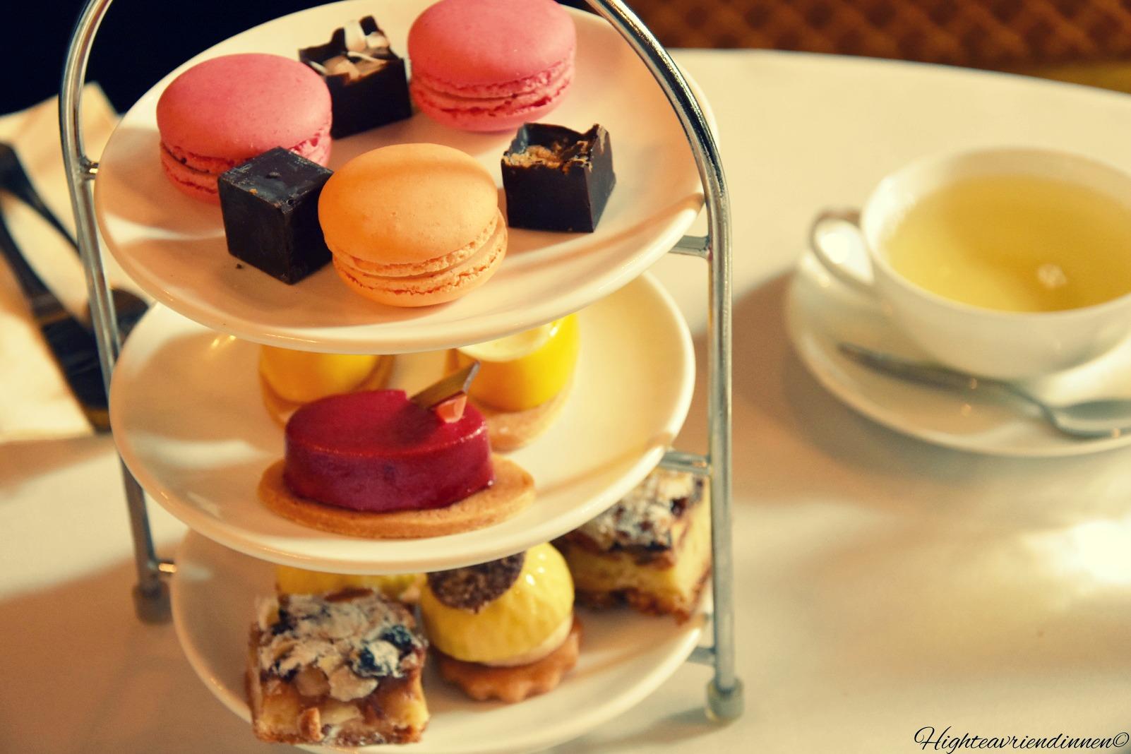 Tassenmuseum Hendrikje, high tea vriendinnen, high tea