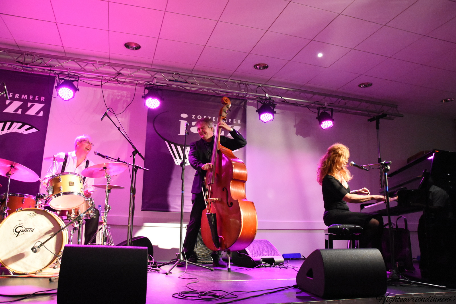 Jazz Night Zoetermeer, high tea vriendinnen