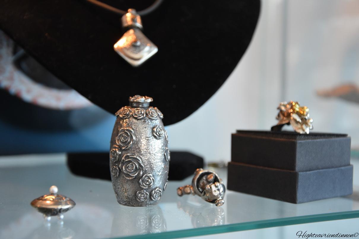 workshop art clay silver, artichic, high tea vriendinnen