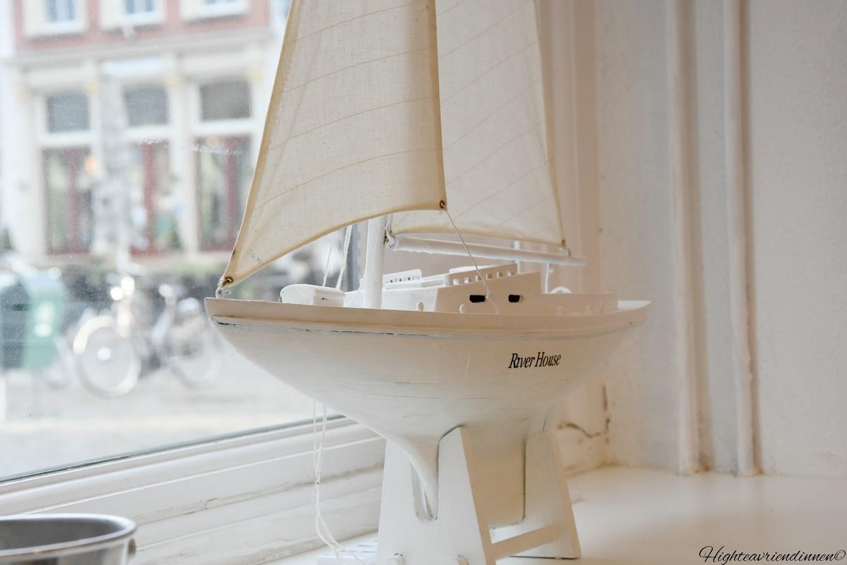 River house yacht club, high tea, high tea vriendinnen