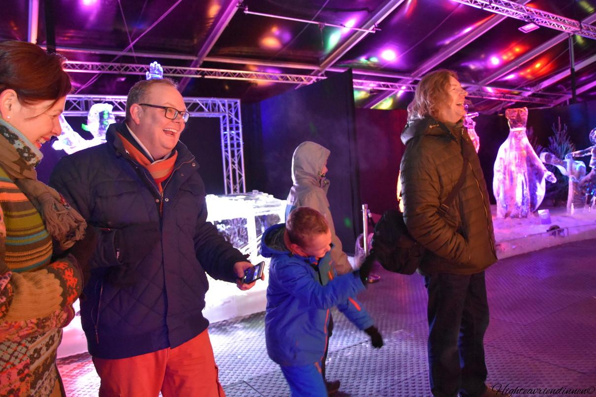 ijsbeeldenfestival arena boulevard, ijsbeelden festival, high tea vriendinnen