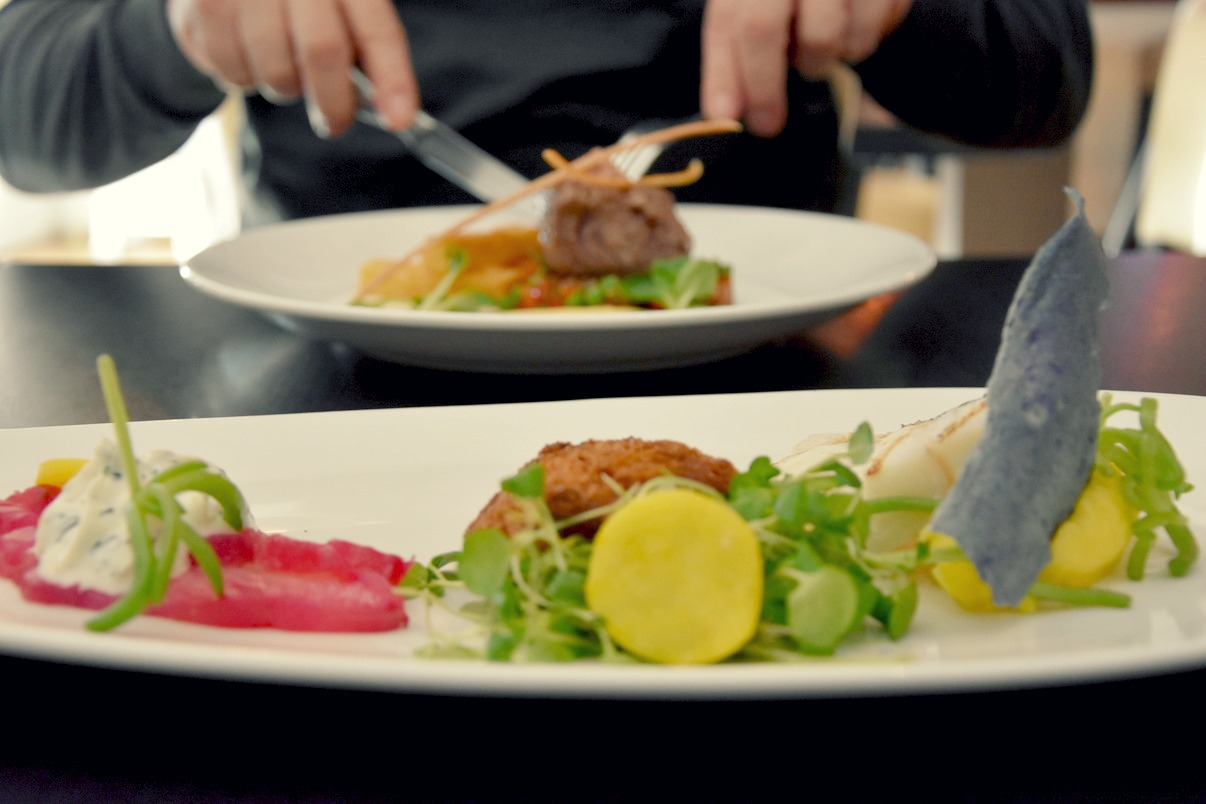 Het Vermeertje diner, warme lunch het vermeertje, lunch delft, high tea vriendinnen