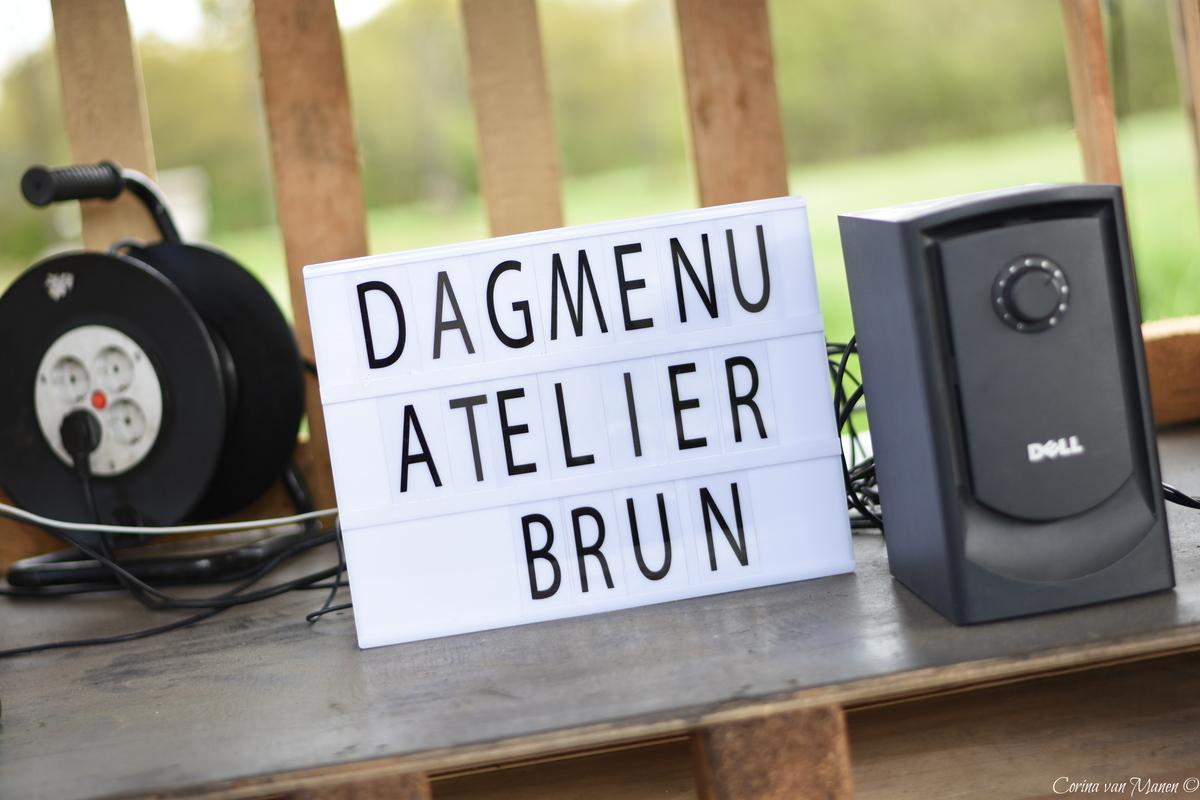 Atelier Brun, kookworkshop, high tea vriendinnen, foodlovestories
