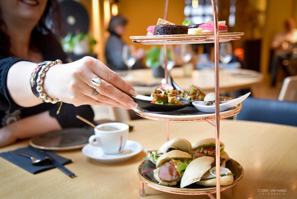 Umami by Han, high tea, high tea Amsterdam, afternoon tea, high tea vriendinnen