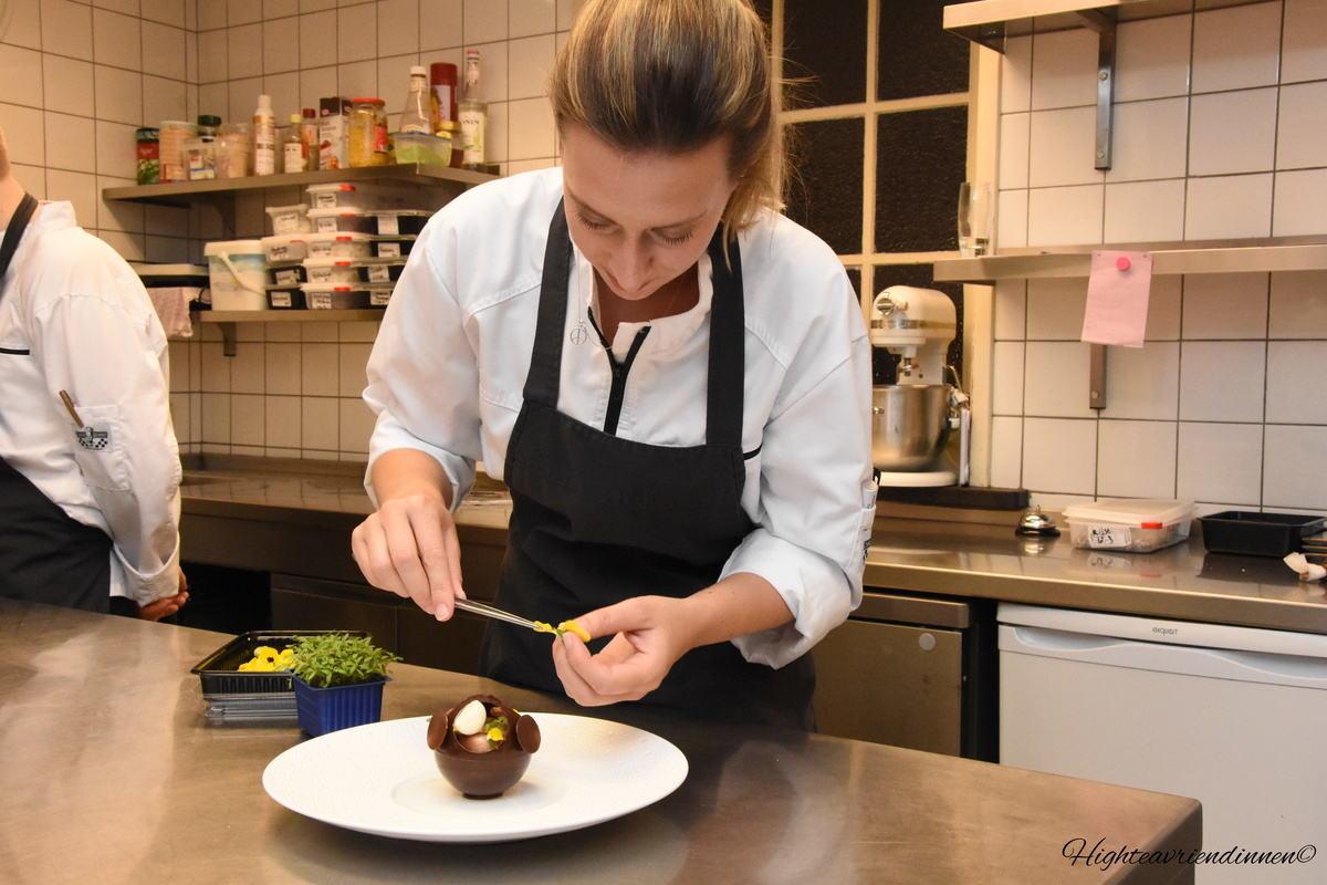 Raadhuis Uden, High tea vriendinnen Raadhuis Uden, Anneke Verhagen